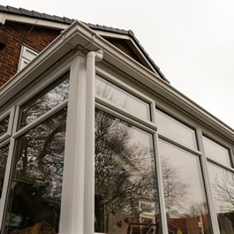 Conservatory Warm Roof Construction