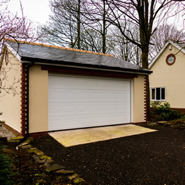 Double Garage - Glazebury, Warrington