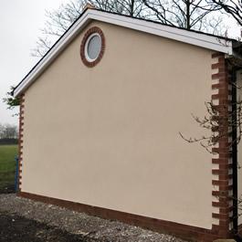 Double Garage - Glazebury, Warrington